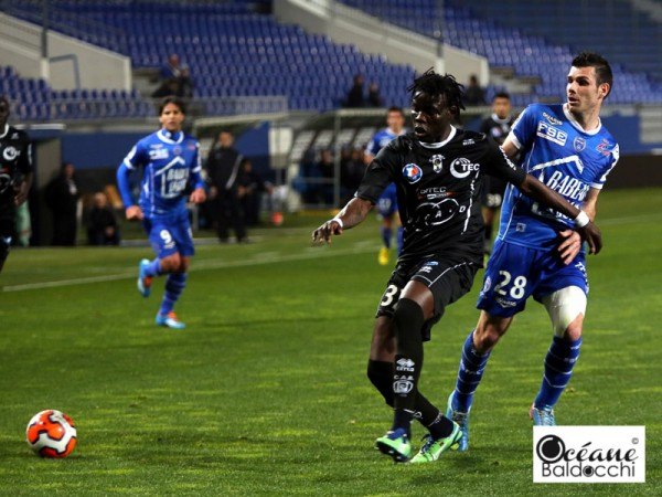 CAB 1 – Troyes 0