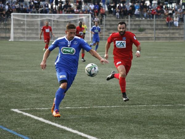 CDF : FC Borgo – CA Bastia (2-1)