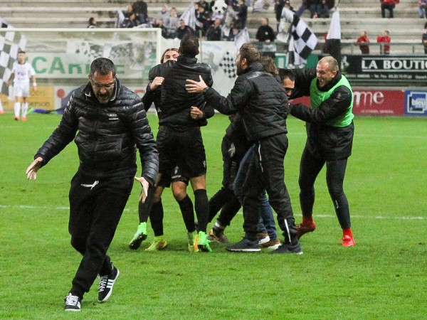 Amiens – CAB (2-2)