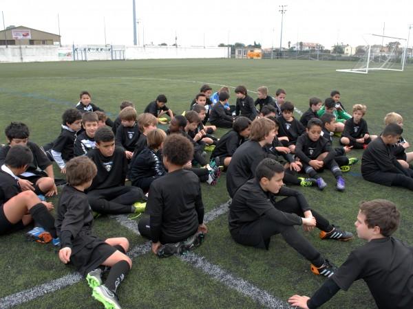 L'école de football du CAB : Les photos du 27/01/2016