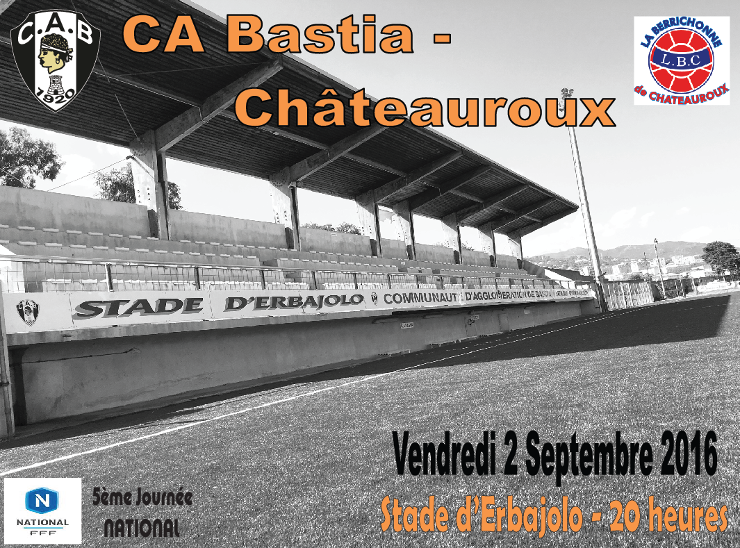 CAB - Chateauroux